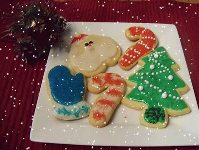 Cookies Sugar Christmas Cookie Simple Holiday Want