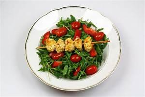 Melone Selber Ziehen : salat mit putenspie ~ Frokenaadalensverden.com Haus und Dekorationen