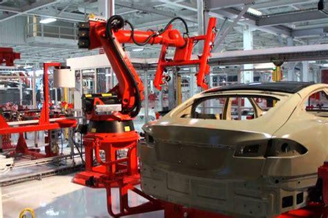 tesla stops production   model  insider car news