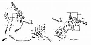 Handle Lever  Switch   Cable For 2002 Honda Cb600f