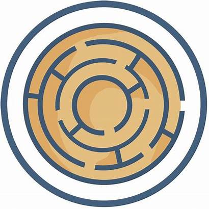 Labyrinth Symbol Ancient