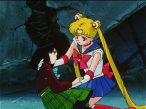 sailor moon  episode  sailor moon  evil hotaru