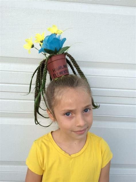 98 best images about crazy hair day ideas on pinterest