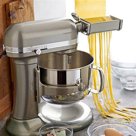 kitchenaid pasta attachment williams sonoma au