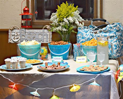 Fun Birthday Beach Party Ideas For Any Age  Your Sassy Self