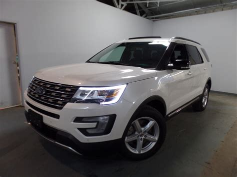 2016 Ford Explorer Xlt 4wd by 2016 Ford Explorer Xlt 4wd For Sale At Axelrod Auto