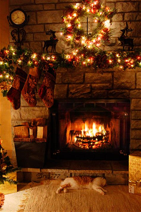Animated Wallpaper Mobile9 - fireplace mobile screensavers 4364344