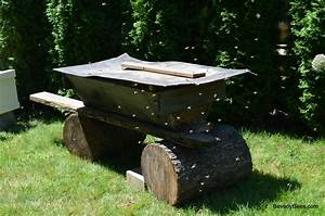 Top Bar Hive From Anarchy Apiaries