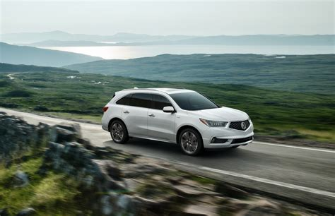 new 2017 acura mdx sport hybrid has 321hp and a 51 960
