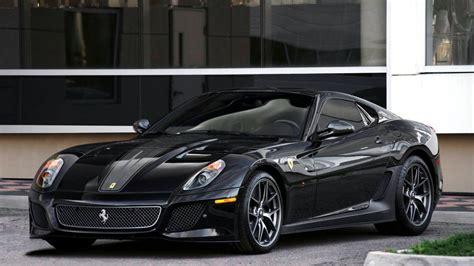 Beautify your phone screen with your favorite black ferrari wallpaper. Black Ferrari Car Wallpaper 17 - 1280x720