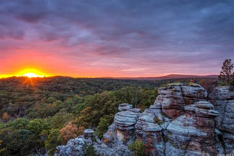 Garden Of The Gods Best Time To Visit by 10 Beautiful Cing Spots Within Driving Distance Of St
