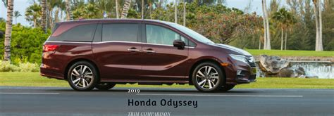 Odyssey Trim Levels by What Are The Differences Between The Trim Levels Of The
