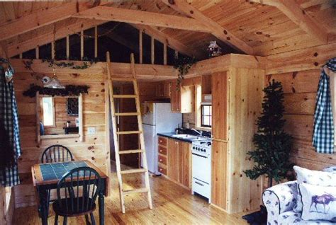 images  log park model cabins  pinterest