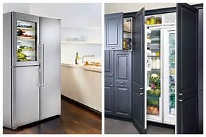 Refrigerateur Pose Libre Dans Une Niche : l 39 lectrom nager ~ Melissatoandfro.com Idées de Décoration