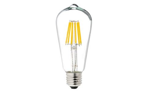 st18 led filament bulb 35 watt equivalent vintage light