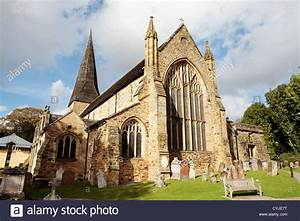 St. Mary's Church, Horsham, West Sussex Stock Photo ...
