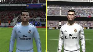 FIFA 14 PS3 vs PS4 Graphics Comparison Real Madrid - YouTube