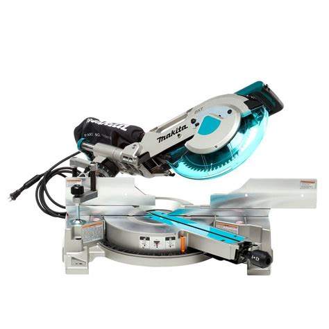 makita ls 1016 l sliding compound miter saw 10 with laser makita ls1016l 10 inch dual slide compound miter saw with