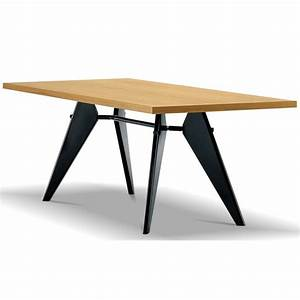 Table Jean Prouvé : 1000 ideas about dining table design on pinterest mesas ~ Melissatoandfro.com Idées de Décoration