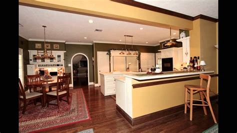remodel kitchen island open concept kitchen and family room designs plans ideas