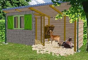 Cabane Pour Poule : cabane en palette pour chevre ~ Premium-room.com Idées de Décoration