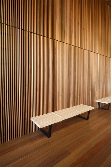 Wood Cladding Panels by Timber Detail By Artillery Interior Architecture