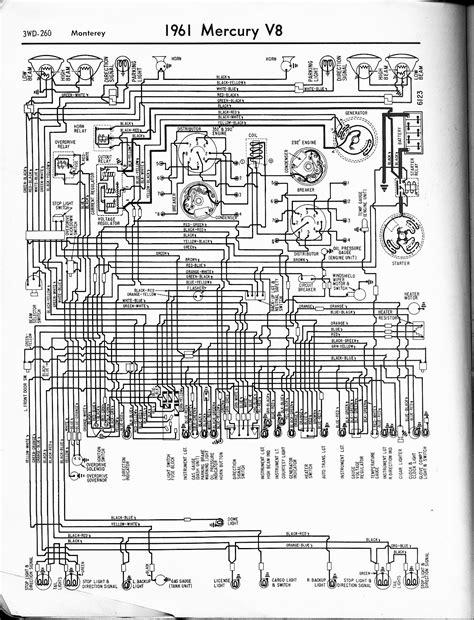 Mercury Cougar Wiring Diagram