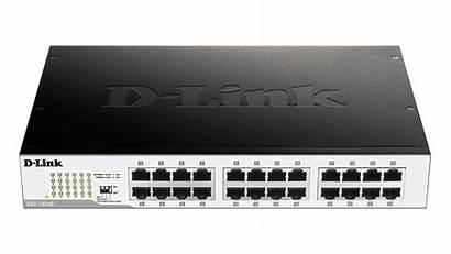 Switch Dgs 1024d Gigabit Port Dlink Unmanaged