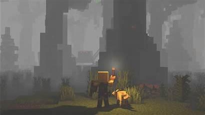 Minecraft Torch 4k Wallpapers