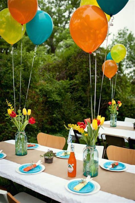 Gartenparty Deko  50 Ideen, Wie Sie Ihr Fest Schöner