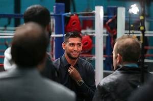 Amir Khan 'killed the Floyd Mayweather Jr fight because he ...