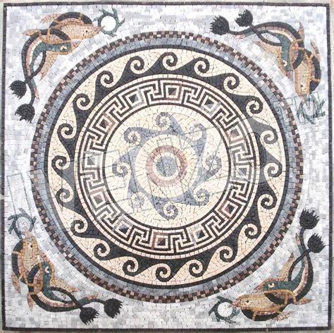 Roman Mosaics Patterns