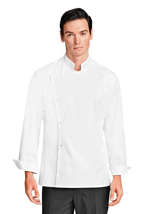 cuisine homme veste de cuisine homme vivien blanche