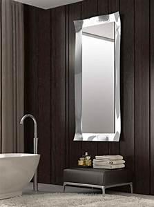 Miroirs Design Contemporain : miroir contemporain riflessi ~ Teatrodelosmanantiales.com Idées de Décoration