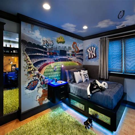Baseball Theme Bedroom by 25 Unique Baseball Theme Bedrooms Ideas On