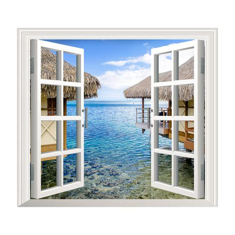 3d Artificial Window View 3d Wall Decals Sea View Room. French Country Style Living Room Furniture. Mid Century Modern Living Room Furniture. Staging Living Room Furniture. Beige Living Room Furniture. Affordable Living Room Set. Decorative Accessories For Living Room. Narrow End Tables Living Room. Curtains For Living Room