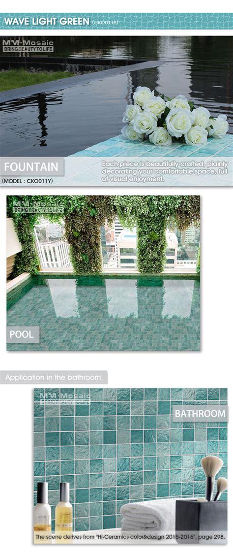 mm mosaic 48x48mm blue ceramic mosaic swimming pool tiles