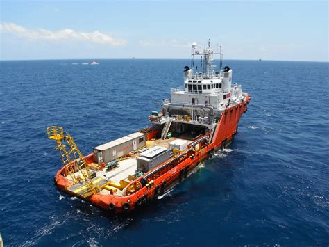 Offshore Drilling Boats by Fieldwork Travel And Food Working Offshore In Thailand