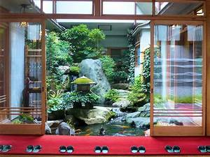 creer son jardin d39interieur blog floraqueen france With jardin japonais interieur maison