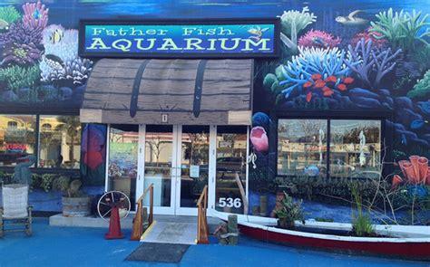 father fish aquarium  venice florida wins battle