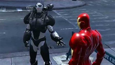 war machine   playable character  marvel heroes