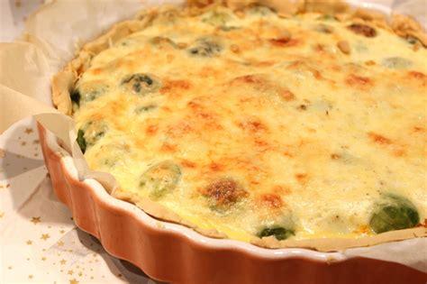 cuisiner le choux de bruxelle tarte aux choux de bruxelles butternut et ricotta pour