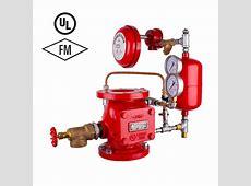 Wet Alarm Valve Assembly for Fire Sprinkler System