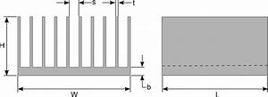 Sizing Heat Sinks Using A Few Simple Equations