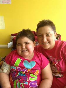 Haven: Neuroblastoma Cancer and ROHHAD Syndrome: Reagann........hanging at Ronald McDonald House ... Ganglioneuroblastoma