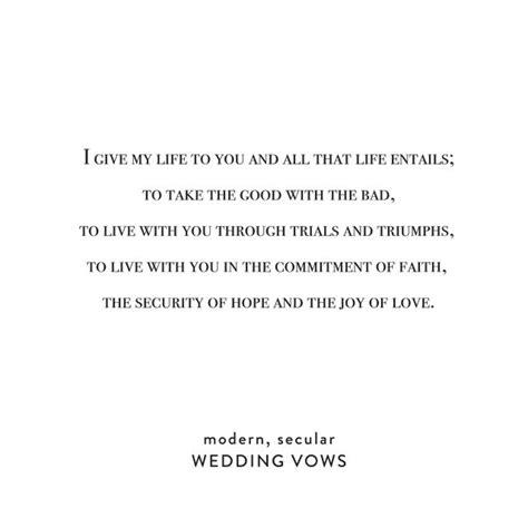 simple wedding vows  wedding vows simple wedding