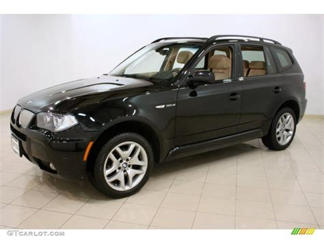 Bmw X3 2008 by Jet Black 2008 Bmw X3 3 0si Exterior Photo 47110325