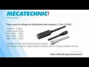 Calage Distribution Clio 3 1 5 Dci : piges pour le calage de distribution des moteurs 1 5 et 1 9 dci ta00037 ta00057 mecatechnic ~ Medecine-chirurgie-esthetiques.com Avis de Voitures