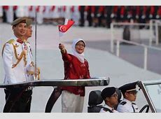 Singapore news today IF HALIMAH WANTS TO DO GOOD, DOES