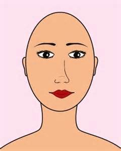 coupe de cheveux pour visage ovale coiffure le visage ovale